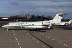 5N-FGW (11.12.2018) Airline: Nigerian Air Force Typ: Gulfstream Aerospace G-V-SP Gulfstream G550 (maxerfspotter) Tags: 5nfgw nigeria air force nigerian gulfstream aerospace glf g550 550 gvsp flughafenerfurtweimar airport erfurt edde erf planespotting airplane flugzeug jet outdoor government