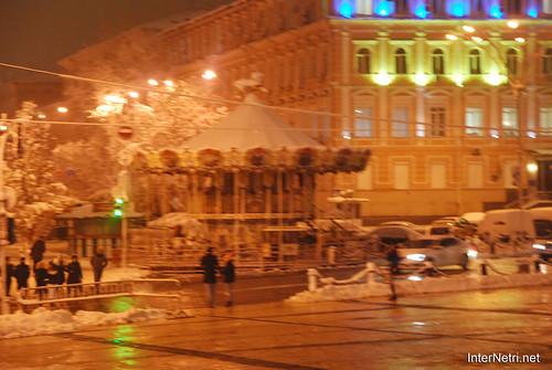 Засніжений зимовий Київ 083 InterNetri.Net Ukraine