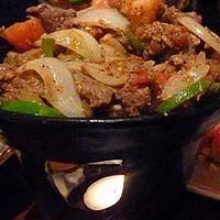 traditional food tibs melting pot restaurant djibouti