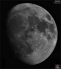 The Moon - December 18, 2018 (The Dark Side Observatory) Tags: tomwildoner night sky space outerspace skywatcher telescope esprit 120mm apo refractor celestron cgemdx asi190mc zwo astronomy astronomer science canon crater moon lunar weatherly pennsylvania observatory darksideobservatory tdsobservatory solarsystem earthskyscience december 2018