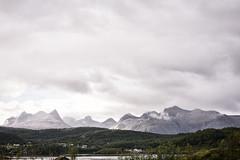 Cloudy (BlossomField) Tags: landscape mountain saltstraumen nordland norwegen nor