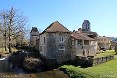24 St-Jean-de-Côle - Ancien Prieuré XV XVII (Herve_R 03) Tags: architecture castle château dordogne france aquitaine
