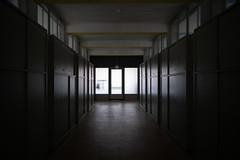 "Bauhaus-Flur (Ni1050) Tags: bauhaus dessau ninicrew sony ilce7rm2 e25mmf2 25mm zeiss batis 2018 ni1050 ninis a7r2 a7rii a7rm2 bauhausgebäude dessauroslau waltergropius schulgebäude kunstdesignundarchitekturschulebauhaus bau ikonedermoderne""unescowelterbestätte"