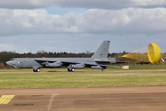 60-0024 B-52H 'STRAY81' USAF 2ndBW (xkekeith) Tags: fairford ffd b52h b52