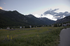 Nevache Valley - sunset (nicoangleys) Tags: lautaret coldugalibier france2018 nevache