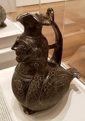 20181229_134329 (jaglazier) Tags: 122918 2018 550bc500bc 6thcenturybc animalshapedvesselsinart animalshapedvesselsfromtheancientworld animals birds burnished cambridge ceramics clay december etruscan feastingwithgodsheroesandkings foggmuseum gravegoods harvardartmuseum heads italy massachusetts metropolitanmuseum moldmade museums mythical newyork newyorkcity pottery religion rituals specialexhibits sphinx swans terracotta usa archaeology art basrelief bucchero burialgoods copyright2018jamesaglazier crafts earthenware funerary lowrelief pitcher relief reliefs sculpture unglazed winged