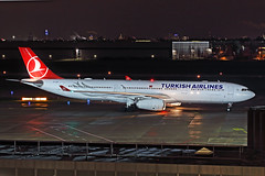 Airbus A330-343X - TC-JOB - HAJ - 14.01.2019 (1) (Matthias Schichta) Tags: airbus a330300 tcjob turkishairlines haj eddv hannoverlangenhagen planespotting flugzeugbilder
