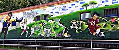 Berlin 2018.06.07. Mural 138.6 - FC Kreuzberg - 2014 (Rainer Pidun) Tags: mural streetart urbanart publicart berlin