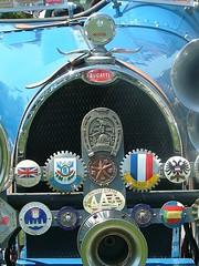 International Badges (jHc__johart) Tags: badge bugatti car auto automobile blue vehicle