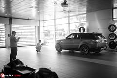 Grayscale // Range Rover on Vossen HF-2 (naplesspeed) Tags: rangerrover rangeroversport wheels vossen vossenwheels vossenhf2 aftermarket naplesspeed naplesinfiniti cars suv carporn automotive dealership automotivephotography carphotography