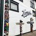 Totem Poles -  Skagway AK