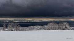 L'hiver en Gavot (MarKus Fotos) Tags: hautesavoie hiver winter chablais canon neige nuages snow blanc white feternes gavot arbre tree