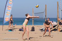 training stage (susodediego ) Tags: beachvolley lascanteras laspalmasdegrancanaria playa beach atlántico trainingstage olympusem10markii mzuiko60mmf28macro susodediego thegalaxy