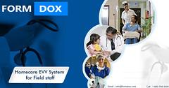 Homecare EVV System for Field staff (formdox) Tags: homecare evv system for field staff