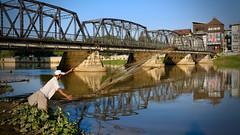 Zoe Maxim (zoemaxim) Tags: xpro2 23mmf20 23mm f20 old iron bridge chiang mai thailand fujifilm xf23mmf2 r wr fuji film