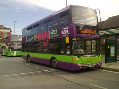 IB 33 (YR61 RRV) Route 6, Tower Ramparts bus station 18-09-18 (APB Photography™) Tags: towerramparts bus station ipswichbuses scania omnicity 33 yr61rrv
