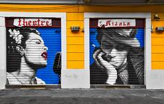Nidaba Theatre Milano (Marco Trovò) Tags: marcotrovò hdr canong1x milano italia italy città city strada street edificio building naviglio waterway graffiti murale mural nidabatheatre viagola12 tomwaits billieholiday