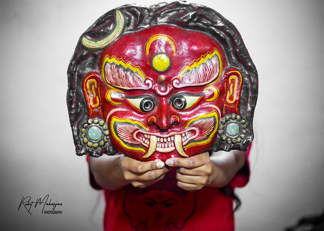 Lakhey Mask