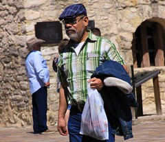 guys at the Alamo (miosoleegrant2) Tags: vacation tourist outside man male butch guy gentleman men guys dude studly manly dudes handsome stud hunk sexy masculine people beardy mature maturity prime elder experienced savory mellow sophisticated worldly seasoned developed manhood older machismo manfulness virility senior refined mettle potency hat silverdaddies silver daddy seniors maleover50 maturemen silverdad siverdaddy grandad granddad grandaddy granddaddy silverfox saltpepper fit old portrait hombre maduro guapo