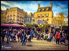 Disney (tomthompson5) Tags: iphone photography iphonephotography photograph france streetscape waltdisneystudios waltdisney urban ratatouille disneylandparis paris disneyland disney