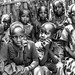 Maasai school kids