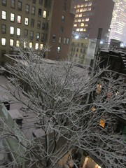 IMG_5073 (Brechtbug) Tags: 2018 november evening blizzard snow storm hells kitchen clinton near times square broadway nyc 11152018 new york city midtown manhattan snowing storms snowstorm winter weather building fog like foggy hell s nemo southern view ny1snow