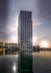 Paleiskwartier Den Bosch 2019 (EBoss Fotografie) Tags: denbosch netherlands holland building water blue sky reflection canon architecture twop soe supershot