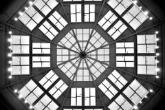 Dharma (Osruha) Tags: dharma granvía madrid españa espanya spain perdidos lost arquitectura architecture blancoynegro blancinegre blackandwhite bw bn bnw monocromo monocrom monochrome nikon nikonistas nikond750 geometría geometry d750