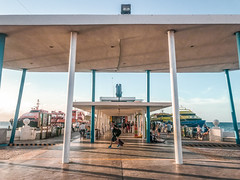 Cozumel Terminal (arqpalberti_) Tags: mexico cancun iphone7p iphone excaret tryp travel people portrait street photograpy
