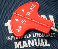 20181211_9287_7D2-70 Jerk To Inflate (345/365) (johnstewartnz) Tags: jerktoinflate 150n lifejacket manuallifejacket red redtag canon canonapsc apsc eos 7dmarkii 7d2 7d canon7dmarkii canoneos7dmkii canoneos7dmarkii 2470 2470mm ef2470mmf4l canonef2470f40l 100canon macro macromonday macromondays safety 345365 day345 onephotoaday onephotoaday2018 project365 365project oneaday