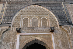 Bou Inania Madrasa, Fez (Wild Chroma) Tags: medersa bou inania fez bouinania madrasa morocco