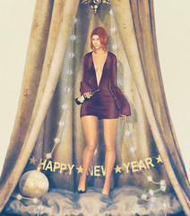 time changed, we're different (Acacia Crescent) Tags: witch newyears nye ravenclaw