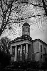 St George's (Martin Hewer) Tags: st georges concert venue bristol monochrome winter view patterns trees martin hewer photographer