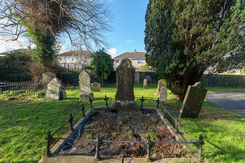 ST COLUMBA'S CHURCH AND GROUNDS IN SWORDS COUNTY DUBLIN [CHURCH ROAD]-148793