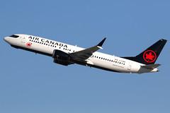 Air Canada | Boeing 737-8 | C-FSNQ | Los Angeles International (Dennis HKG) Tags: aircraft airplane airport plane planespotting staralliance canon 7d 100400 losangeles klax lax aircanada canada aca ac boeing 737 7378 boeing737 boeing7378 737max boeing737max cfsnq