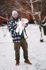 Happy smiles (Inka56) Tags: smiles crazytuesday family tara portrait baby happiness