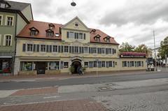 Hotel Messerschmitt (rschnaible) Tags: bamberg germany europe outdoor sightseeing street photography building architecture hotel messerschmitt