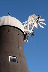 Holgate Windmill, January 2019 - 03