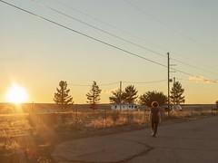 Sunset, Marfa TX (DanThompsonHB) Tags: metabones sonya7rii canonlens zeissdistagon21mm westtexas texas marfa