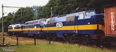 1999 3x ACTS (HenryTransport) Tags: spoor spoorwegen treinen trains railways eloc1200