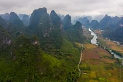 DJI_0659-HDR (www.mikereidphotography.com) Tags: china guilin drone yangshuo aerial asia mavic mavicpro2 xianggong