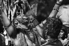 Trance (Jimmy J.H.) Tags: religion travelphotography travel thaipusam theunforgettablepicture temple trance photography people photo photowalk portrait portraitphotography socialdocumentary documentary discoverasia documentaryphotography dramatic portraiture composition monochrome monochormephotography blackandwhite blackandwhitephotography bnwphotography ritual culture hinduism malaysia earthasia ngc nikon nikonphotography nightphotography night noir noirphotography natgeoyourshot nationalgeographic bnw