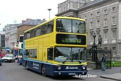 Dublin Bus AV364 (04D20364). (Fred Dean Jnr) Tags: april2005 dublin dublinbus busathacliath dublinbusyellowbluelivery volvo b7tl alexander alx400 collegegreendublin dublinbusroute10 av364 04d20364