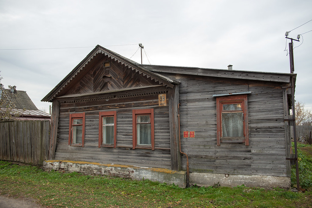 фото: Wooden house