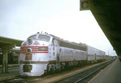 CB&Q E8 9972 (Chuck Zeiler 52) Tags: cbq e8 9972 burlington railroad emd locomotive aurora train dinky chuckzeiler chz
