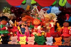 6 Days of Christmas - Bijou Planks 355/365 (MayorPaprika) Tags: mini figs figure paprihaven pvc miniature smallscale figurine diorama toy story scene custom bricks plastic vinyl theater bijouplanks canoneosrebelt6i macro efs60mmf28macrousm cabbagepatchkids cpk mcdonalds 1992 happymeal kidsmeal burgerking