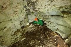 a l'intérieur de la Grotte du Renard - Nans Sous Sainte Anne (inédit) (francky25) Tags: lintérieur de la grotte du renard nans sous sainte anne inédit franchecomté doubs prospection karst spéléo gcpm