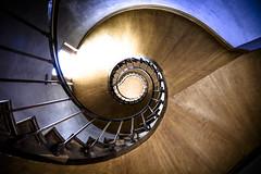 Vertigo (Of Gass) Tags: hd hight castle chateaux de definition france histoire history hitoric la loire nikkor nikon stairs escaliers escalier