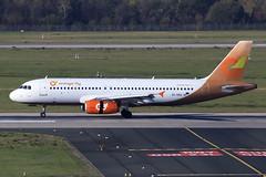 Orange2fly  Airbus A320-232 SX-ORG (widebodies) Tags: düsseldorf dus eddl widebody widebodies plane aircraft flughafen airport flugzeug flugzeugbilder orange2fly airbus a320232 sxorg