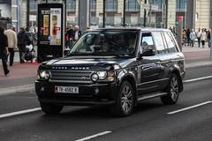 Albania (Tirana) - Land Rover Range Rover (PrincepsLS) Tags: albania albanian license plate tr tirana germany berlin spotting land rover range